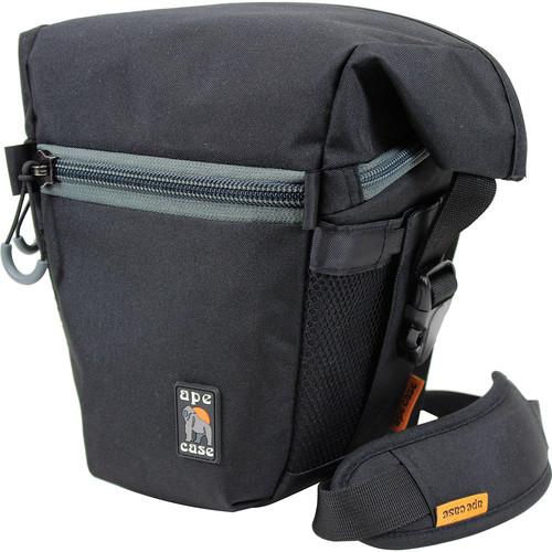 Ape Case Pro Series Medium Expandable DSLR Holster (Black)