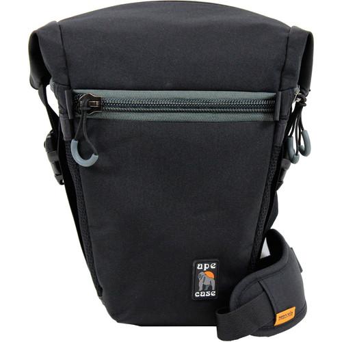 Ape Case Pro Series Large Expandable DSLR Holster (Black)