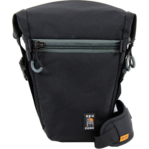 Ape Case Pro Series Large Expandable DSLR Holster (Black)