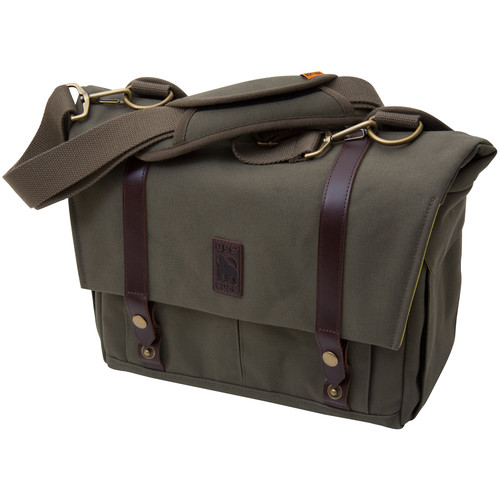 Ape Case ACTR500GN Traveler Series Camera Messenger Bag (Green)