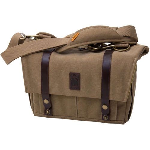 Ape Case ACTR500TN Traveler Series Camera Messenger Bag (Tan)