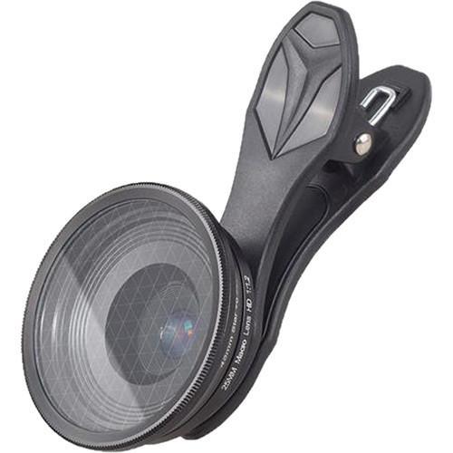 Apexel Universal 20x Macro & Star Filter Phone Camera Lens Kit
