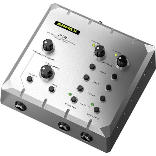Aphex In2 Desktop USB Recording Interface