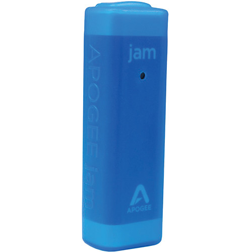 Apogee Electronics JAM Cover - Protective Cover (Blue)