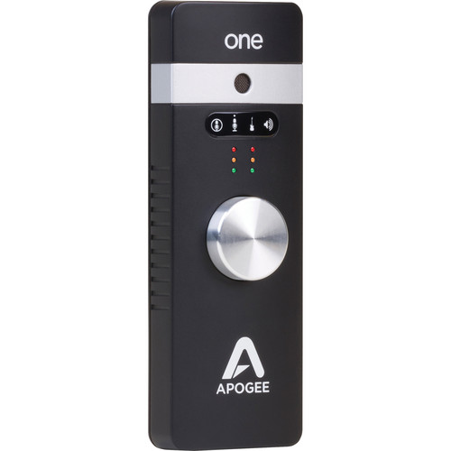Apogee Electronics ONE USB Audio Interface for iPad & Mac