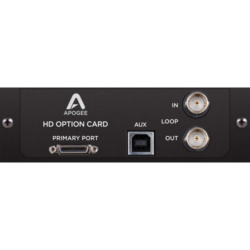 Apogee Electronics ProTools HD Card for Symphony I/O MK II