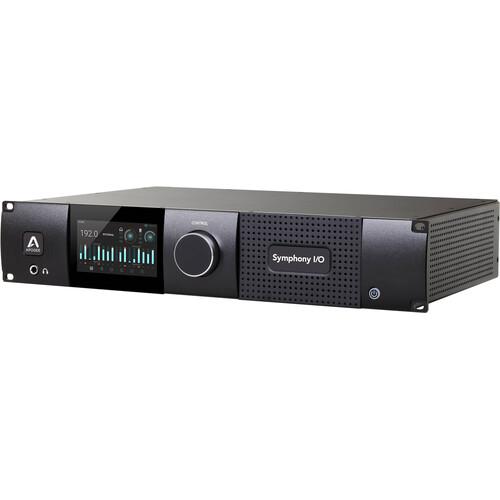 Apogee Electronics Symphony I/O MkII Pro Tools HD Chassis (No I/O Modules)