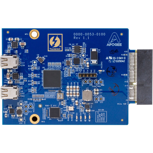 Apogee Electronics Thunderbolt Card for Symphony I/O MK II
