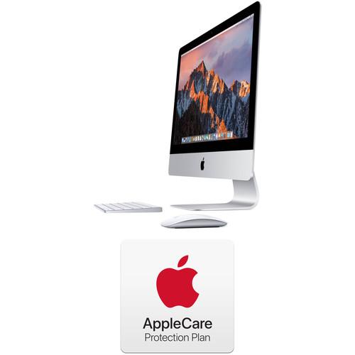 "Apple 21.5"" iMac with Retina 4K Display (Mid 2017) and AppleCare+ Protection Plan"