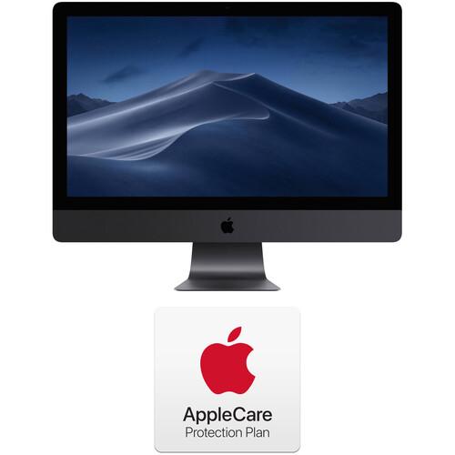 "Apple 27"" iMac Pro with Retina 5K Display (Late 2017) and AppleCare+ Protection Plan"