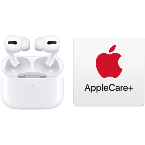 Apple AirPods Pro with Wireless Charging Case & AppleCare+ Kit