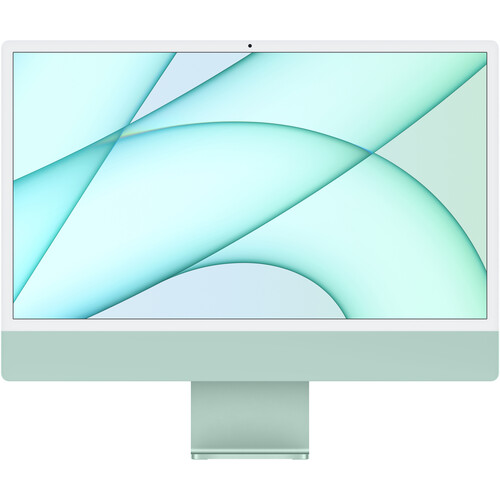 """Apple 24"""" iMac with M1 Chip (Mid 2021, Green)"""
