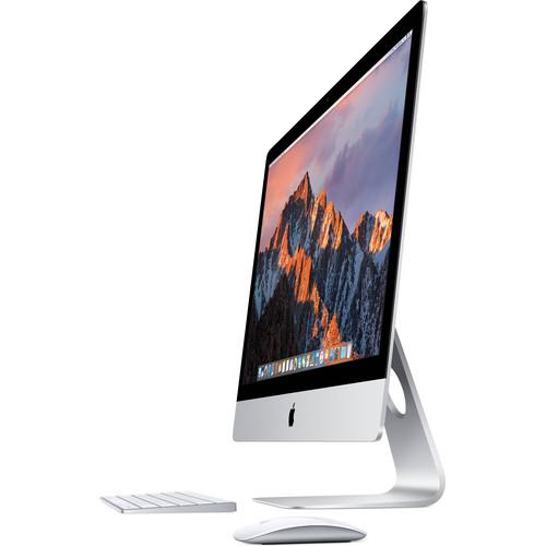 "Apple 27"" iMac with Retina 5K Display (TAA Compliant, Mid 2017)"