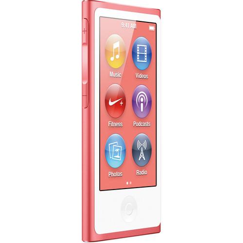 Apple 16GB iPod nano (Pink, 7th Generation)
