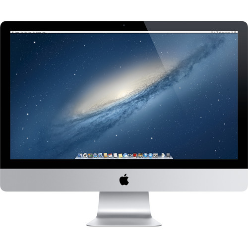 "Apple 27"" iMac Desktop Computer"