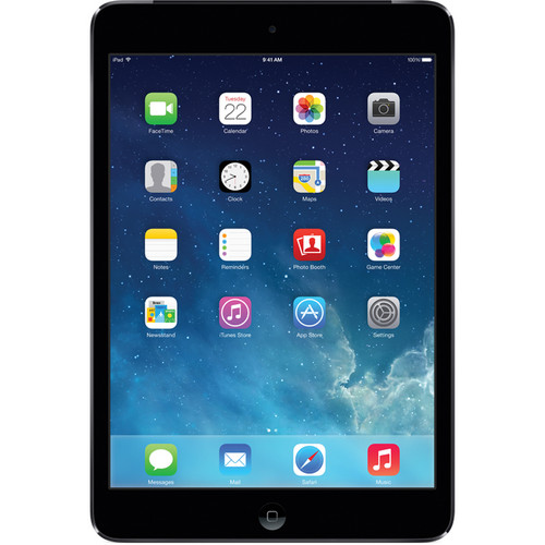 Apple 32GB iPad mini 2 with Retina Display (Wi-Fi Only, Space Gray)