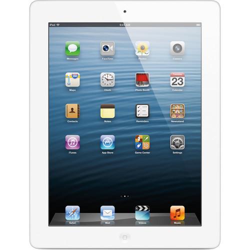 Apple 128GB iPad with Retina Display and Wi-Fi + 4G LTE (4th Gen, Sprint, White)