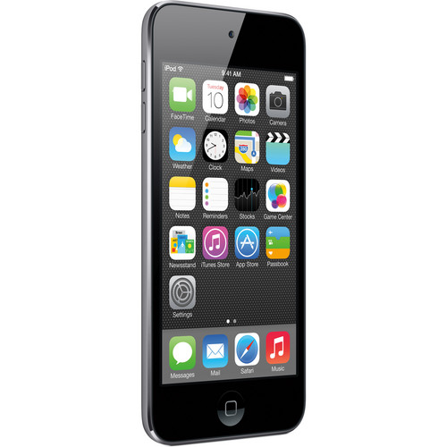 Apple 16GB iPod touch (Black & Silver) (5th Generation)