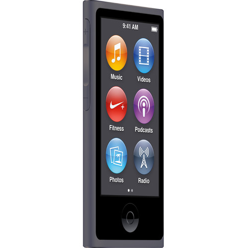 Apple 16GB iPod nano (Gray, 7th Generation)