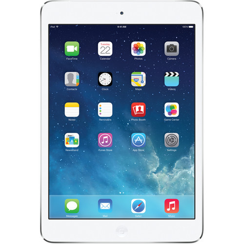 Apple 16GB iPad mini 2 with Retina Display (AT&T, Silver)
