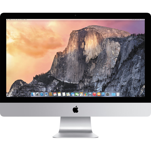 "Apple 27"" iMac with Retina 5K Display (Mid 2015)"