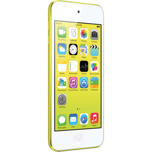 Apple 16GB iPod touch (Yellow) (5th Generation)