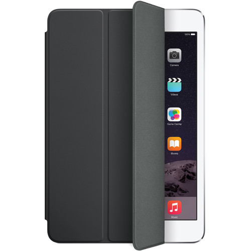 Apple Smart Cover for iPad mini 1/2/3 (Black)