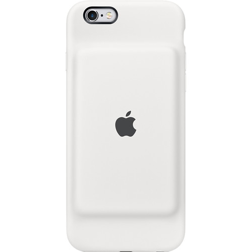 Apple iPhone 6/6s Smart Battery Case (White)