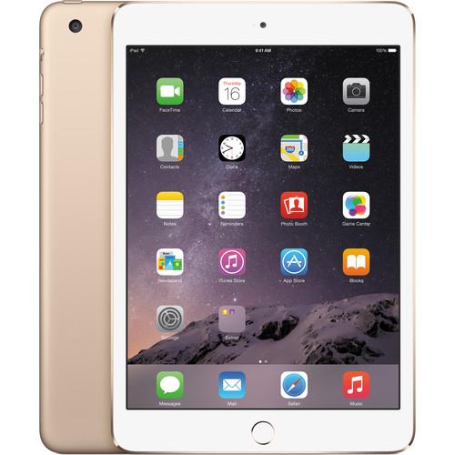 Apple 16GB iPad mini 3 (Wi-Fi Only, Gold)