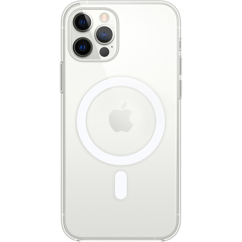 Apple iPhone 12 & 12 Pro Clear Case with MagSafe