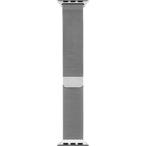 Apple Watch Milanese Loop (38mm, Silver)