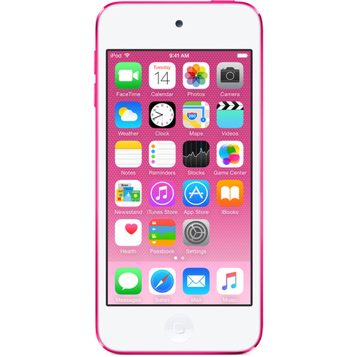Apple 64GB iPod touch (6th Generation, Pink)