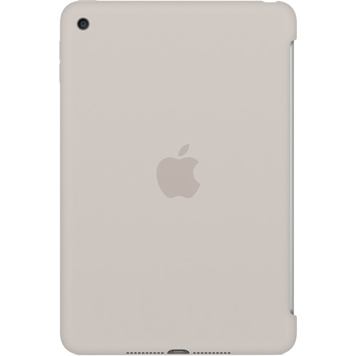 Apple iPad mini 4 Silicone Case (Stone)