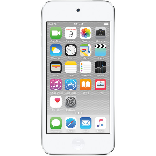 Apple 128GB iPod touch (Silver) (6th Generation)