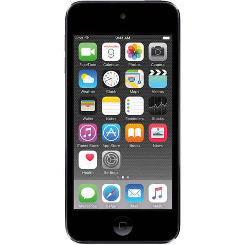 Apple 128GB iPod touch (6th Generation, Space Gray)
