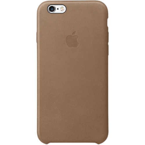 Apple iPhone 6 Plus/6s Plus Leather Case (Brown)
