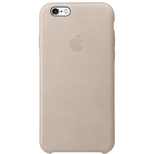 Apple iPhone 6 Plus/6s Plus Leather Case (Rose Gray)