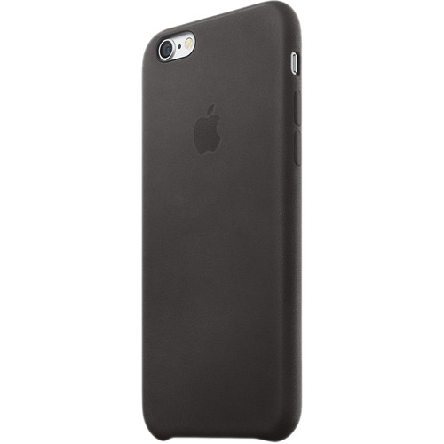 Apple iPhone 6 Plus/6s Plus Leather Case (Black)