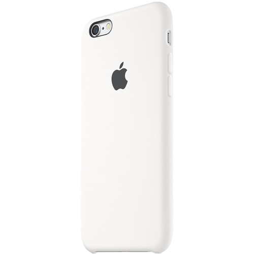 Apple iPhone 6 Plus/6s Plus Silicone Case (White)