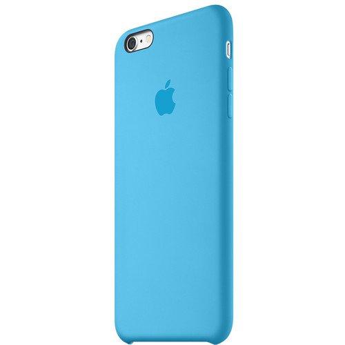 Apple iPhone 6 Plus/6s Plus Silicone Case (Blue)