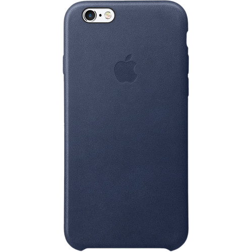 Apple iPhone 6/6s Leather Case (Midnight Blue)
