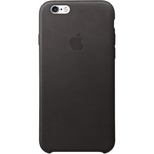 Apple iPhone 6/6s Leather Case (Black)