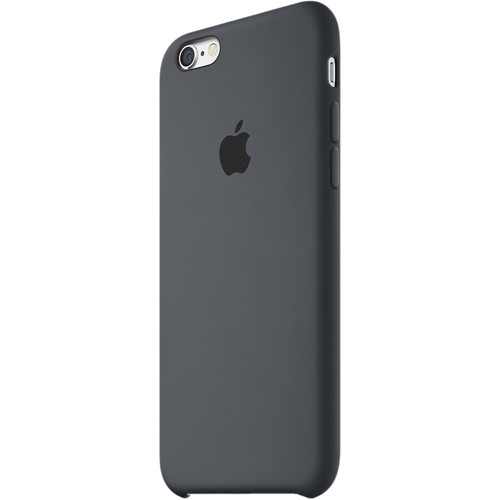 Apple iPhone 6/6s Silicone Case (Charcoal Gray)