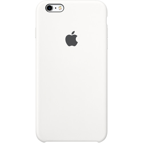 Apple iPhone 6/6s Silicone Case (White)