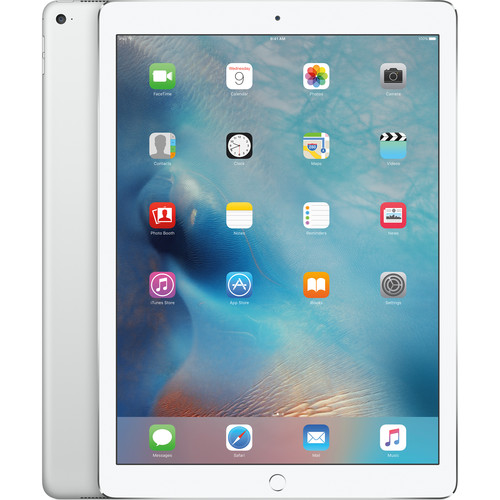"Apple 12.9"" iPad Pro (256GB, Wi-Fi Only, Silver)"