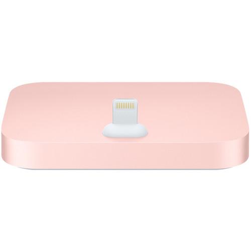 Apple iPhone Lightning Dock (Rose Gold)