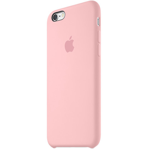 Iphone  Silicone Case Pink