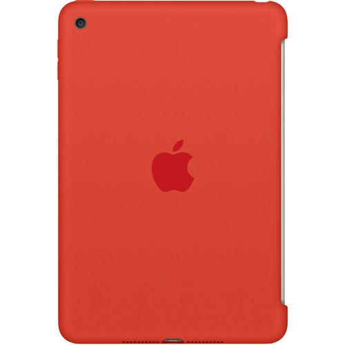 Apple iPad mini 4 Silicone Case (Orange)