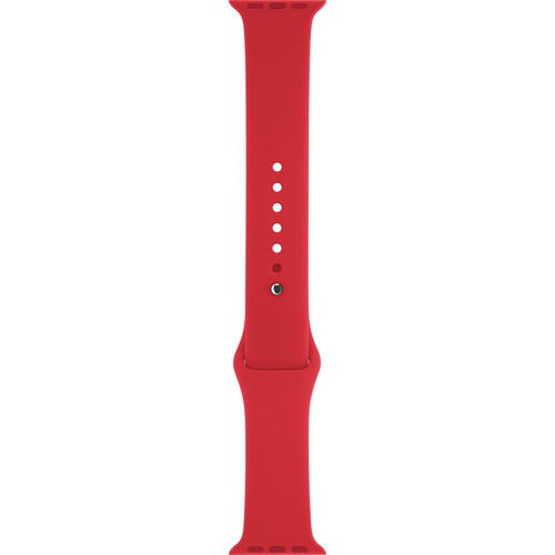 Apple Watch Sport Band (42mm, PRODUCT(RED), Stainless Steel Pin)