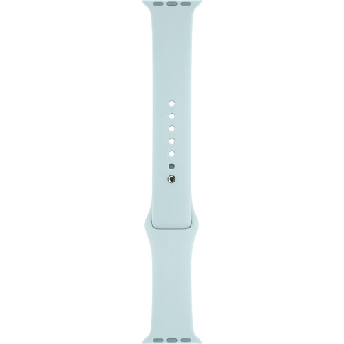 Apple Watch Sport Band (42mm, Turquoise, Stainless Steel Pin, Small/Medium/Large)